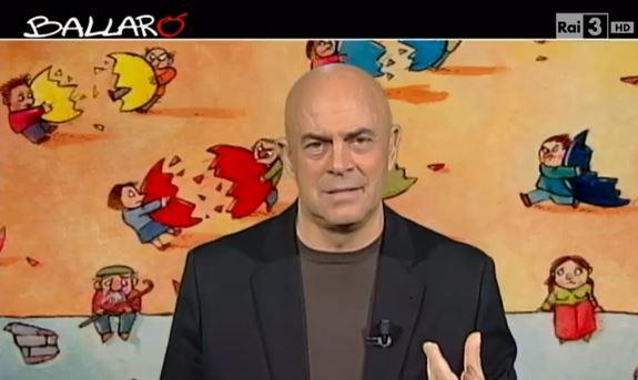Ballarò, puntata 29 ottobre, copertina satirica di Maurizio Crozza sulla decadenza di Silvio Berlusconi – VIDEO