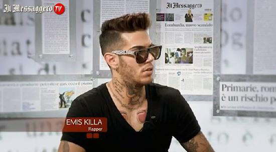"""Emis Killa VS Moreno Donadoni: """"Non collaborerei con lui, dopo Amici ha perso credibilità"""""""