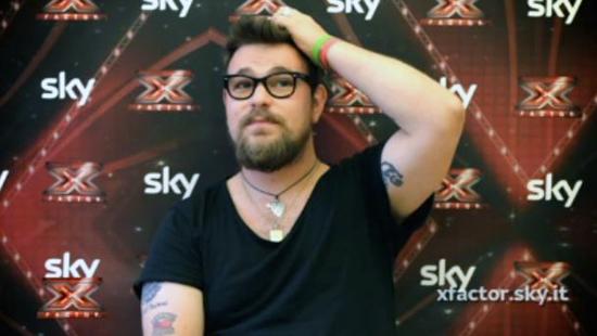 X Factor 7, gli Over: Fabio Santini – scheda