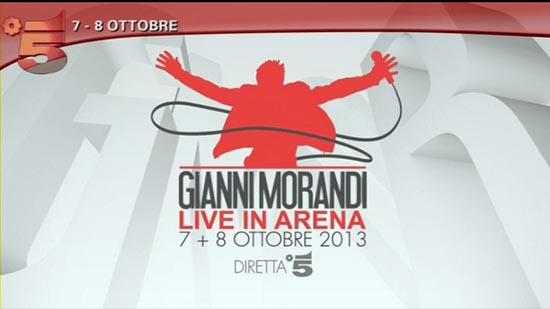 Gianni Morandi Live in Arena, stasera il primo live su Canale 5: Cher, Raffaella Carrà, Checco Zalone tra gli ospiti. E Fiorello?
