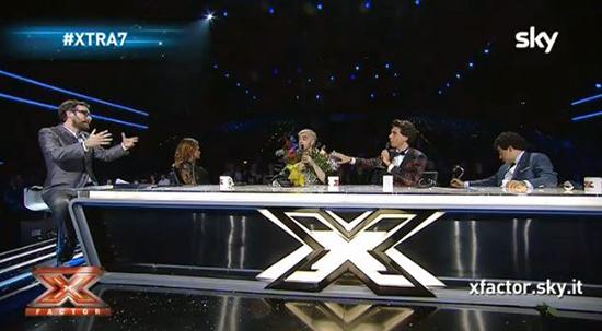 """X Factor 7, Morgan VS Elio: """"Sei permaloso e falso!"""" e si lamentano potenziali irregolarità"""
