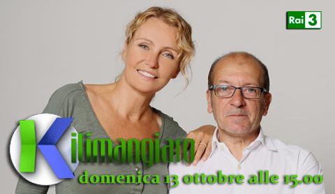 Kilimangiaro, al via la nuova stagione su RaiTre con Licia Colò e Dario Vergassola: anticipazioni ed ospiti
