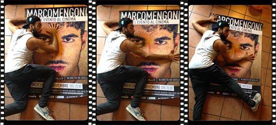 Marco Mengoni approda al cinema con l'anteprima del film-concerto Pronto a correre – Il viaggio