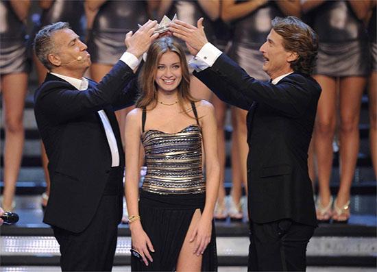 Miss Italia 2013 è Giulia Arena: eredita il titolo da un'altra siciliana, Giusy Buscemi – FOTO