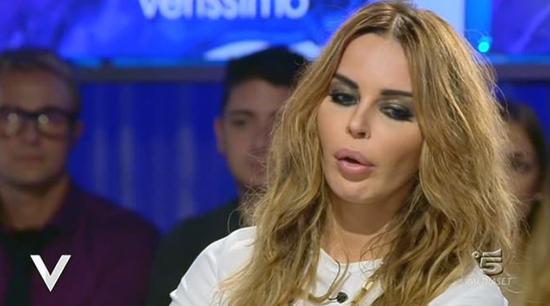 Nina Moric shock a Verissimo: dal rancore per Fabrizio Corona alla violenza sessuale subita