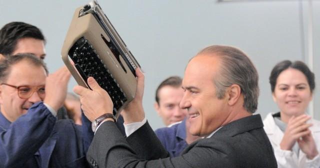 Ascolti Tv, 28 ottobre 2013: Adriano Olivetti conquista 6,1 mln; Squadra Antimafia 5 a 4,9 mln