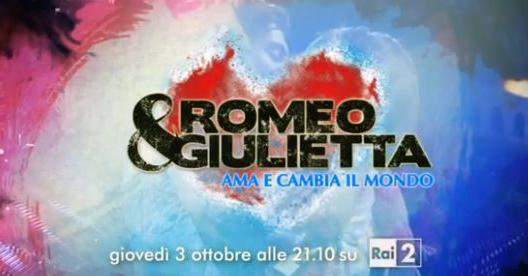 Romeo e Giulietta. Ama e cambia il mondo, stasera su RaiDue in diretta dall'Arena di Verona