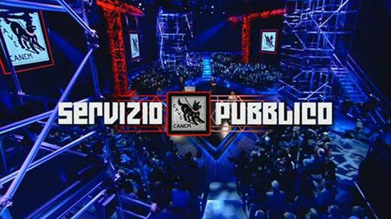 Servizio Pubblico, stasera la nuova puntata: intervento di Pif a sorpresa