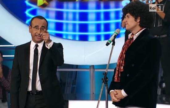 Ascolti Tv, 13 novembre 2013: Tale e Quale Show a 5,5 mln; Le tre rose di Eva 2 a 4,8 mln