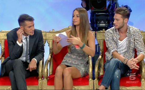 Uomini e Donne, anticipazioni trono classico: Andrea abbandona lo studio, Aldo invita Alessia ma lei rifiuta