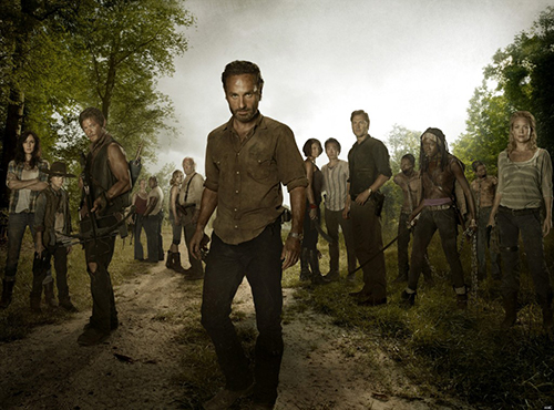 The Walking Dead, l'attesa è finita: la quarta stagione da domani
