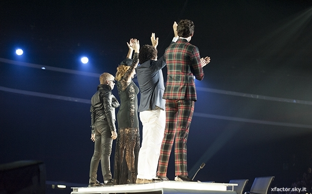 X Factor 7, stasera la seconda puntata su Sky Uno: i concorrenti e gli ospiti