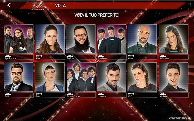 X Factor 7, stasera la prima puntata su Sky Uno: i concorrenti e gli ospiti