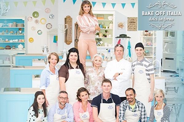 Bake Off Italia – Dolci in forno, al via su Real Time il nuovo talent con Benedetta Parodi: giudici e concorrenti