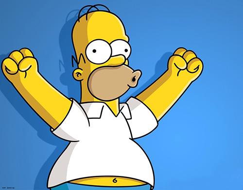 I Simpson: Massimo Lopez nuova voce di Homer, da marzo 2014 nella 24esima stagione della serie