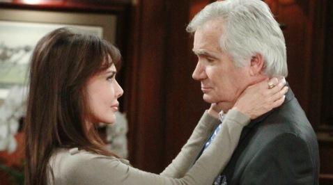 Beautiful anticipazioni, le trame dall'11 al 15 novembre: Eric e Taylor vanno a vivere insieme; Brooke su tutte le furie