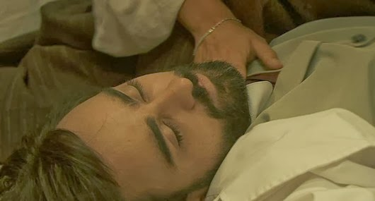 Il Segreto anticipazioni, puntata del 26 novembre: Alberto vicino alla morte tra le braccia di Pepa