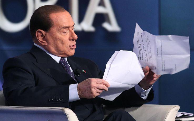 Speciale Porta a Porta decadenza Silvio Berlusconi: salta stasera la presenza del Cavaliere