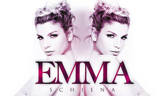 Emma Marrone, il nuovo album Schiena vs Schiena e le date del tour in partenza il 16 novembre