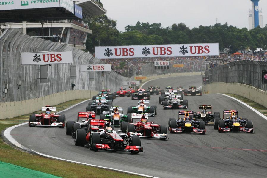 Formula 1 2013, GP del Brasile in diretta tv e streaming: la gara conclusiva su Sky e RaiUno