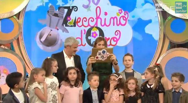 Zecchino d'Oro 2013: vincono Quel secchione di Leonardo e Due nonni innamorati – Testi e Video