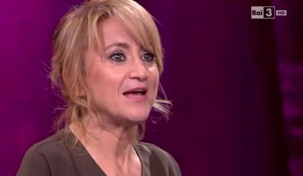 Che tempo che fa: Luciana Littizzetto sull'acuto di Roby Facchinetti e la pioggia in Cina – VIDEO