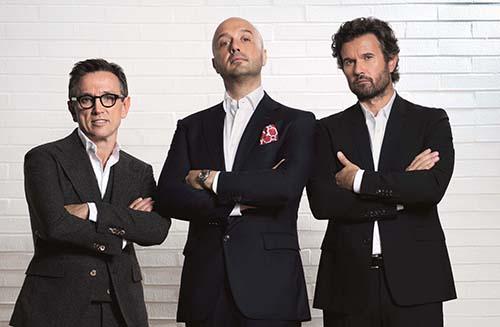 Aspettando MasterChef 3, gli speciali su Sky a partire da stasera su Bruno Barbieri, Carlo Cracco e Joe Bastianich