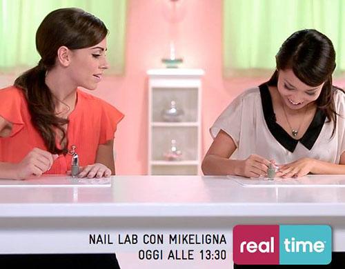 Mikeligna, da questo pomeriggio con la nuova stagione di Nail Lab su Real Time