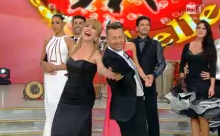Ballando con le Stelle 9, la sesta puntata: Martina Stella e Giorgio Pasotti ballerini per una notte