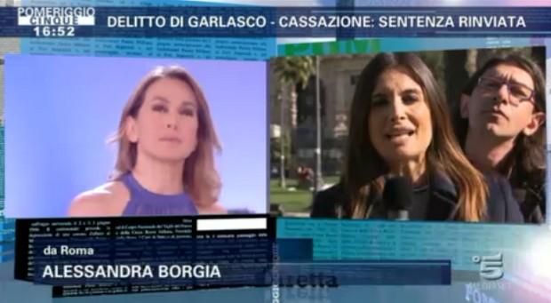 """Selvaggia Lucarelli contro Pomeriggio Cinque e l'accanimento su Gabriele Paolini: """"Teatrino allucinante"""""""