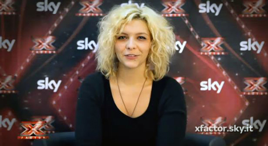 X Factor 7, Under Donne: Roberta Pompa – scheda