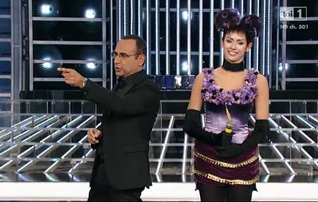 Ascolti Tv, 8 novembre 2013: Tale e Quale Show a 6,8 mln; La Papessa a 3,1 mln