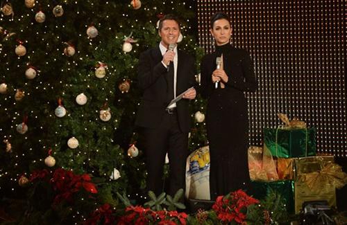Concerto di Natale 2013, stasera su RaiDue con Caterina Balivo e Savino Zaba