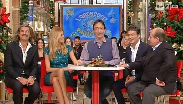 Oroscopo 2014 in tv: Paolo Fox e Mauro Perfetti con le loro previsioni a I Fatti Vostri e Detto Fatto