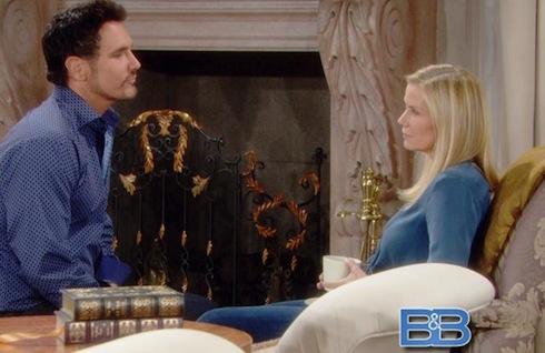 Beautiful anticipazioni, trame dal 9 al 13 dicembre: Bill e Brooke insieme; Katie chiede il divorzio poi viene ricoverata