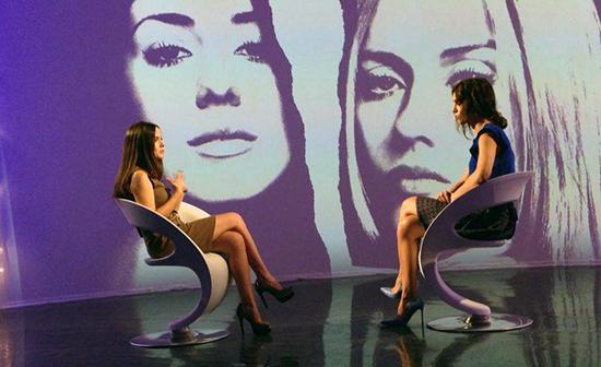 """Verissimo, Chiara Iezzi e la lite con Paola: """"Avvenuta dopo il programma con Pezzali, sarebbe stato carino condurre insieme"""""""
