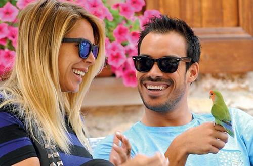 Guendalina Canessa e Luca Marin si sono lasciati
