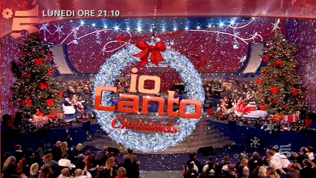Io Canto Christmas, stasera su Canale 5 con Laura Pausini, Cristian Imparato e Alessandro Casillo tra gli ospiti