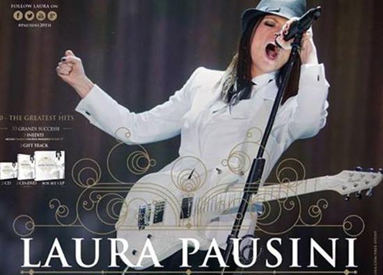 """Laura Pausini invita Emma Marrone al Forum di Assago il 22 dicembre: """"E' rock come piace a me!"""""""