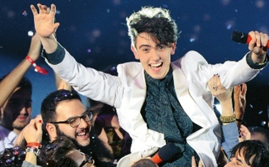 """X Factor 7, Michele Bravi: """"Morgan e Mika mi hanno detto che ho comunicato la mia verità"""""""