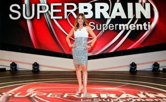 Paola Perego e Superbrain: dal 14 dicembre la prima puntata insieme a Paolo Conticini e Antonella Elia