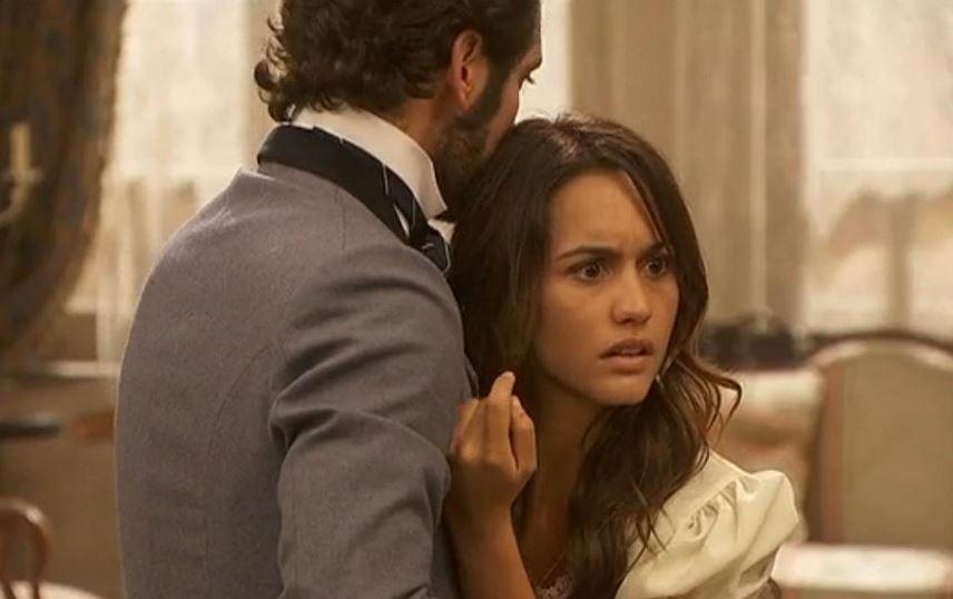 Il Segreto anticipazioni 5 e 6 giugno 2014: Pepa alla ricerca di Leonor per scoprire la verità sul padre di Tristan