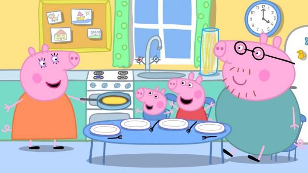 Peppa Pig, vero fenomeno televisivo, sbarca al cinema: da gennaio 2014 nella sale con 10 episodi inediti