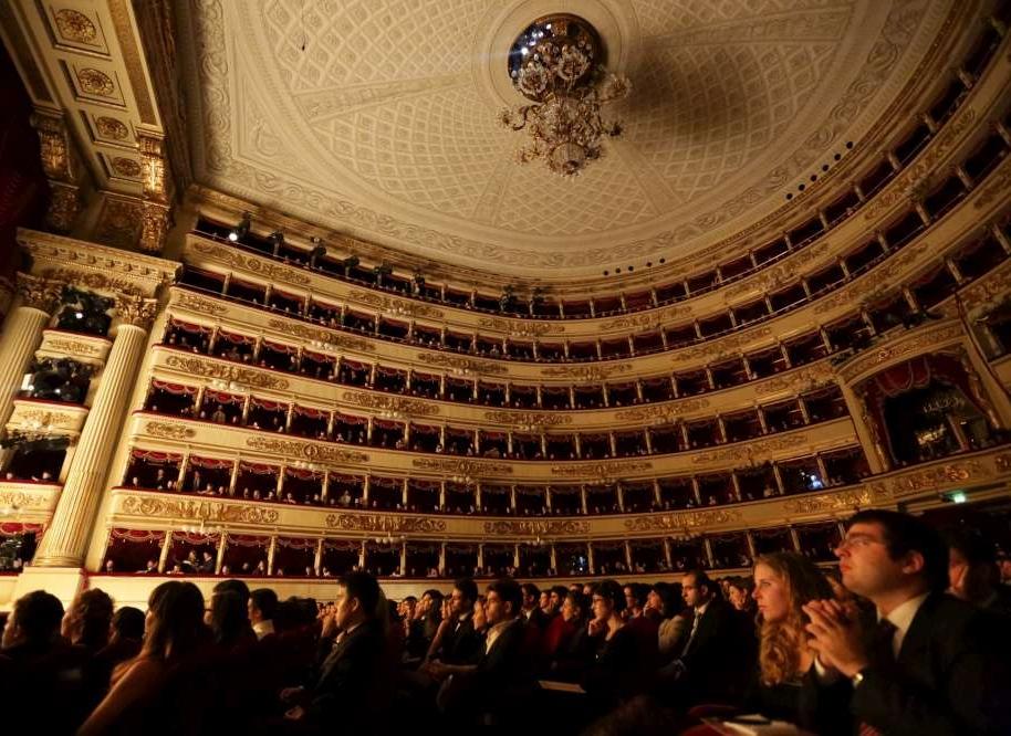 La Prima della Scala 2013: la diretta tv de La Traviata su Rai5