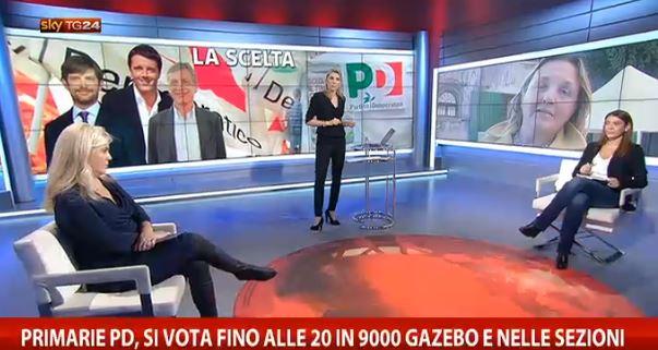 Primarie PD in diretta tv: tutti gli speciali sulla sfida decisiva tra Renzi, Civati e Cuperlo