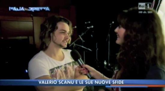 """Valerio Scanu a La Vita in Diretta parla dei progetti lavorativi: """"Questo è il disco della prova"""" – VIDEO"""