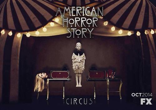 American Horror Story: il Circo dei Freaks il tema della quarta stagione? – FOTO