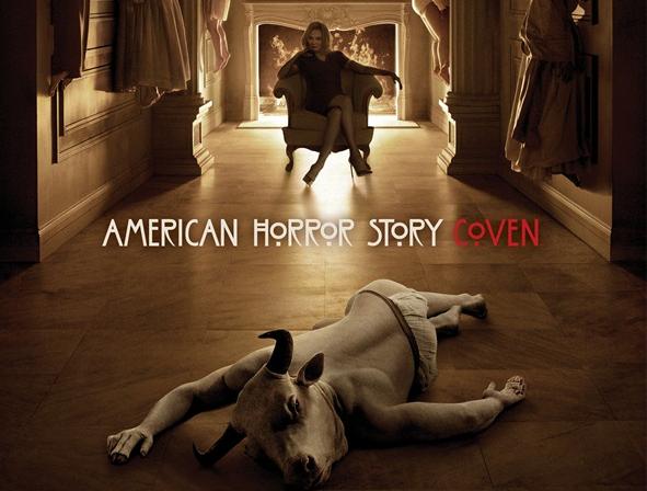 American Horror Story: Coven, da stasera su Fox la serie più spaventosa della tv