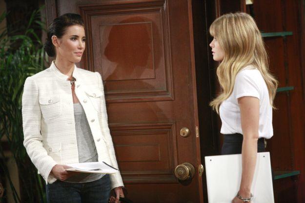 Beautiful anticipazioni, puntata 20 gennaio: Hope incontra Steffy dopo il matrimonio con Liam