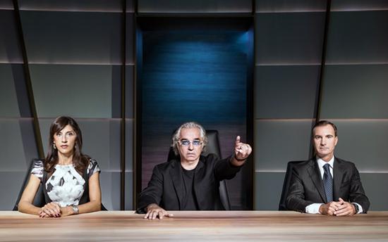 """The Apprentice 2: stasera in onda la prima puntata su Sky Uno con il """"boss"""" Flavio Briatore"""